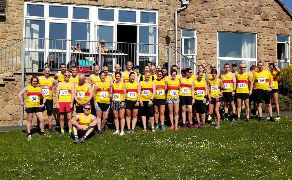 About North Derbyshire Running Club